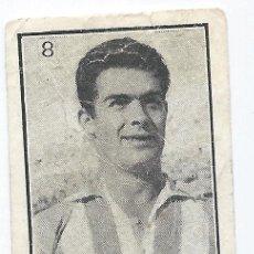 Cromos de Fútbol: CROMO LIGA 1958/59-GRAFICAS BRASIL- SARASQUETA- REAL SOCIEDAD. Lote 42570853
