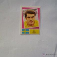 Cromos de Fútbol: SUECIA NORDIN N 221 EDITORIAL FHER MUNDIAL DE ARGENTINA 1978 SIN PEGAR. Lote 42598925