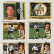 Cromos de Fútbol: ESTE 95-96 UNION DEPORTIVA SALAMANCA.. Lote 42615089