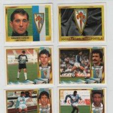 Cromos de Fútbol: ESTE 95-96 SOCIEDAD DEPORTIVA COMPOSTELA.. Lote 42616209