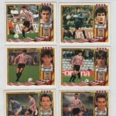 Cromos de Fútbol: ESTE 95-96 ATHLETIC CLUB DE BILBAO.. Lote 42616833