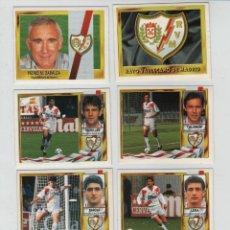 Cromos de Fútbol: ESTE 95-96 RAYO VALLECANO DE MADRID.. Lote 42618457