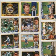 Cromos de Fútbol: ESTE 95-96 REAL CLUB DEPORTIVO LA CORUÑA.. Lote 42619583