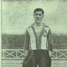 Cromos de Fútbol: (F-405)CROMO DE MONTESINOS R.C.D.ESPAÑOL AÑOS 20. Lote 42722871