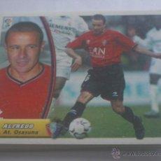 Cromos de Fútbol: ALFREDO - C.AT. OSASUNA - LIGA 2003 - 2004 03 04 - COLECCIONES ESTE PANINI - SIN PEGAR. Lote 42906163
