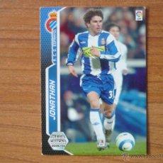 Cromos de Futebol: MEGACRACKS 2005 2006 PANINI Nº 162 JONATHAN SORIANO (ESPANYOL) - CROMO LIGA 05 06. Lote 204677121