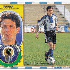 Cromos de Fútbol: ED. ESTE 96/97 PARRA HERCULES (COLOCA MUY DIFICIL). Lote 43007144