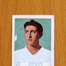 Cromos de Fútbol: VALENCIA - 5 QUINCOCES - EDICIONES FERCA 1959-1960, 59-60. Lote 43010074