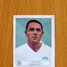 Cromos de Fútbol: VALENCIA - 10 TERCERO - EDICIONES FERCA 1959-1960, 59-60. Lote 43010127