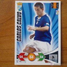 Cromos de Fútbol: ADRENALYN XL 2009 2010 PANINI Nº 336 CARLOS CALVO (XEREZ) - CROMO LIGA 09 10 . Lote 118641635
