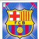 Cromos de Fútbol: ESTE 2008 2009. ESCUDO - FC BARCELONA. NUEVO SIN PEGAR. Lote 168521921