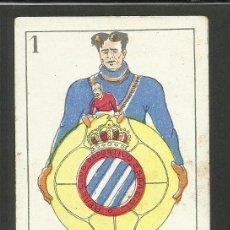 Cromos de Fútbol: BARAJA DE CARTAS DE FUTBOL - CHOCOLATES ORTHI - 48 CARTAS COMPLETA - (CD-328). Lote 54933427