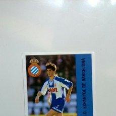 Cromos de Fútbol: PACHETA, ESPANYOL, LIGA 95 96 PANINI 1995 1996. Lote 43733310