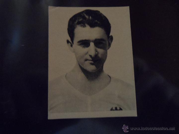 PASIEGUITO DEL VALENCIA LIGA 1950 - 1951 ( 50 51) -EDICIONES TRIUNFO ORIGINAL (Coleccionismo Deportivo - Álbumes y Cromos de Deportes - Cromos de Fútbol)
