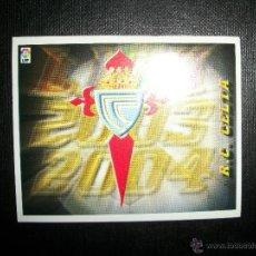 Cromos de Fútbol: ESCUDO DEL DEL CELTA DE VIGO ALBUM ESTE LIGA 2003 - 2004 ( 03 - 04 ). Lote 205679230