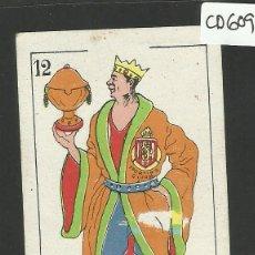Cromos de Fútbol: MEANA - SPORTING DE GIJON - MED. 6 X 9 CM.- PUBLICIDAD CHOCOLATE ORTHI - (CD-609). Lote 43864530