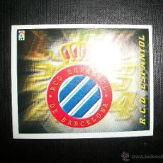 Cromos de Fútbol: ESCUDO DEL ESPAÑOL ALBUM ESTE LIGA 2003 - 2004 ( 03 - 04 ). Lote 205679238