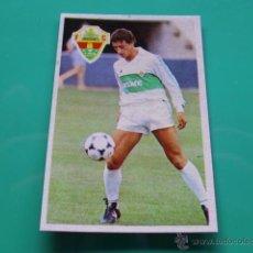 Cromos de Fútbol: BELANCHE (ELCHE) COLECCION LIGA 1984-1985 CROMOESPORT. Lote 44018793