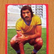 Cromos de Fútbol: CÁDIZ - 74 ORTEGA - RUIZ ROMERO 1977-1978, 77-78 - NUNCA PEGADO. Lote 44071889