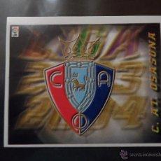 Cromos de Fútbol: ESCUDO DEL OSASUNA ALBUM ESTE LIGA 2003 - 2004 ( 03 - 04 ). Lote 205679297
