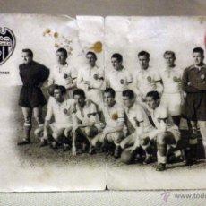 Cromos de Fútbol: CROMO, FUTBOL, VALENCIA C.F., TEMPORADA, CIGARRILLOS 46, 1950-51, Nº 3. Lote 44150985