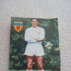 Cromos de Fútbol: LIGA 67-68 FHER. MESTRE. CROMO DOBLE CASILLA VALENCIA.. Lote 44224155