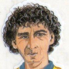 Cromos de Fútbol: MÁGICO GONZÁLEZ (CÁDIZ C.F.) - Nº 78 - CARICATURAS DE FUTBOLISTAS FAMOSOS - BOLLYCAO - NUNCA PEGADO.. Lote 178959258