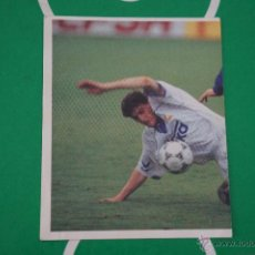 Cromos de Fútbol: CROMO DE FUTBOL:REAL MADRID C.F.,LASA,(SIN PEGAR),Nº111,LIGA MAGIC BOX,1994-1995/94-95. Lote 143706646