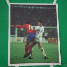 Cromos de Fútbol: CROMO DE FUTBOL:REAL MADRID C.F.,NANDO,(SIN PEGAR),Nº128,LIGA MAGIC BOX,1994-1995/94-95. Lote 143706701