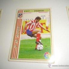 Cromos de Fútbol: FICHAS DE LA LIGA 94 95 ATLETICO MADRID KOSECKI. Lote 235052825