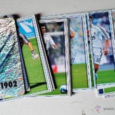 Cromos de Fútbol: LOTE 25 CROMOS REAL MADRID, TEMPORADA 2007. Lote 44805485