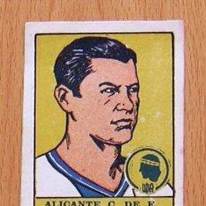 Cromos de Fútbol: ALICANTE - HÉRCULES - 7 ADROVER - EDITORIAL VALENCIANA 1941-1942, 41-42. Lote 44930581