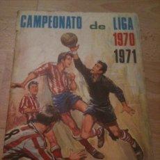 Cromos de Fútbol: 70/71 FHER DISGRA. LOTE 10 CROMO. LEER.. Lote 45010618