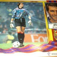 Cromos de Fútbol: COLOCA ANGOY ( BARCELONA ) COMO NUEVO. NUNCA PEGADO. TEMP 95/96. EDICIONES ESTE.. Lote 44971487