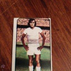 Cromos de Fútbol: CROMO LIGA ESTE STIELIKE REAL MADRID FICHAJE 14 SIN PEGAR NUEVO 77 78 1977 1978. Lote 45034838