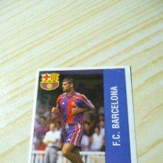Cromos de Fútbol: GUARDIOLA FUTBOL CLUB BARCELONA PANINI LIGA FUTBOL 1995 1996 95 96 . Lote 45127617