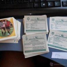 Cromos de Fútbol: LOTAZO DE 146 CROMOS DE LA LIGA 94-95 DE ESTE. Lote 45238012
