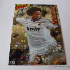 Cromos de Fútbol: 581 MARCELO (REAL MADRID) - TOP BRILLO AZUL LETRAS - MUNDICROMO 2013 2014 13-14. Lote 45250047