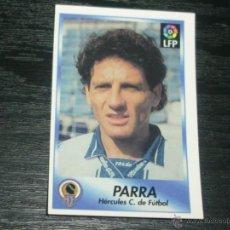 Cromos de Fútbol: -BOLLYCAO 96-97 : 128 PARRA ( HERCULES ). Lote 45299560
