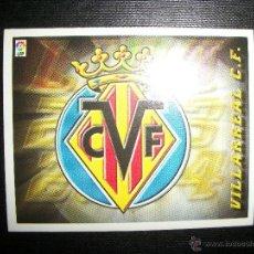 Cromos de Fútbol: ESCUDO DEL VILLARREAL ALBUM ESTE LIGA 2003 - 2004 ( 03 - 04 ). Lote 205679390