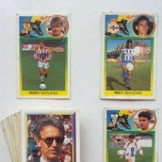 Cromos de Fútbol: LOTE 29 CROMOS FUTBOL, LIGA 93 94, 1993-1994, ALBUM EDICIONES ESTE. Lote 45332641