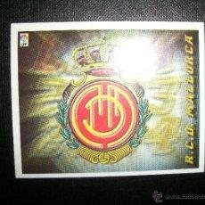 Cromos de Fútbol: ESCUDO DEL MALLORCA ALBUM ESTE LIGA 2003 - 2004 ( 03 - 04 ). Lote 205679516