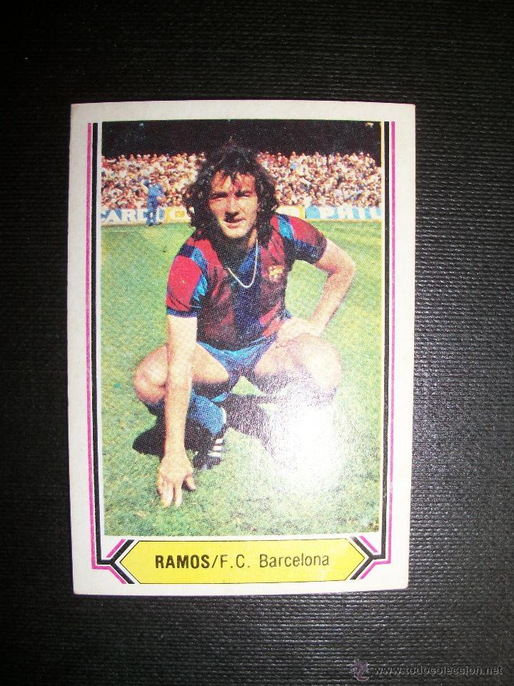 RAMOS DEL BARCELONA ALBUM ESTE LIGA 1980 - 1981 ( 80 - 81 ) (Coleccionismo Deportivo - Álbumes y Cromos de Deportes - Cromos de Fútbol)