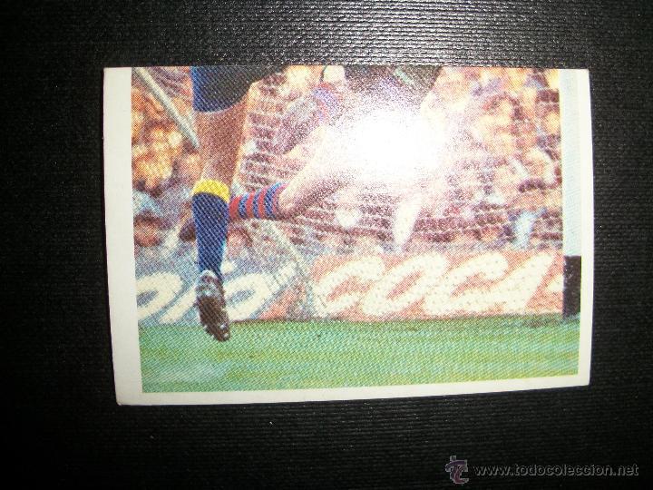 FUTBOLISTAS ACCIÓN Nº 26 ARTOLA DEL BARCELONA ESTE LIGA 1980 - 1981 ( 80 - 81 ) (Coleccionismo Deportivo - Álbumes y Cromos de Deportes - Cromos de Fútbol)