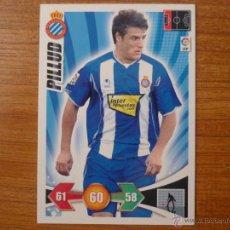 Cromos de Fútbol: ADRENALYN XL 2009 2010 PANINI Nº 93 PILLUD (ESPANYOL) - CROMO LIGA 09 10 . Lote 118641080
