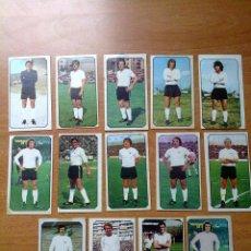 Cromos de Fútbol: 14 CROMOS BURGOS CF EDICIONES ESTE 1977- 1978 77 - 78. Lote 45464852