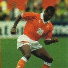 Cromos de Fútbol: WINTER (HOLANDA) - Nº 38 - EURO FOOT 96 - EUROCOPA INGLATERRA 1996 - DS - NUNCA PEGADO.. Lote 208282121