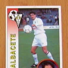 Cromos de Fútbol: ALBACETE - 4 ALEJANDRO - EDITORIAL PANINI LIGA 1994-1995, 94-95 - NUNCA PEGADO. Lote 45652313