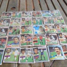 Cromos de Fútbol: LOTE 30 CROMOS DE EDICIONES ESTE TEMPORADA 1989 1990 89 90. Lote 45733678