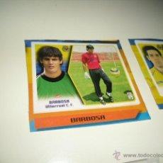 Cromos de Fútbol: LIGA ESTE 2005 2006 05 06 RECORTADO ALBUM VILLARREAL BARBOSA. Lote 45933772